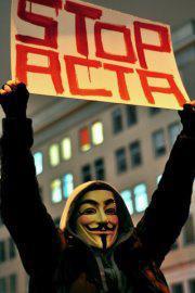 Februar 2012: Stop ACTA Foto: http://www.facebook.com/events/182716005161256/