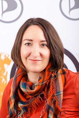 Spitzenkandidatin der Piratenpartei NRW bei der Bundestagswahl 2013
