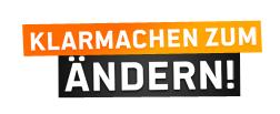 KLARMACHEN ZUM ÄNDERN - 15-09-2013