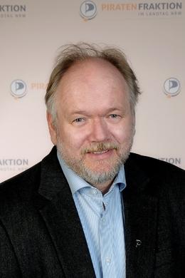 Joachim Paul MdL - Fraktionsvorsitzender Piraten NRW