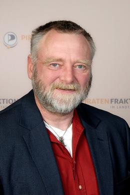 HANNS-JOERG ROHWEDDER MdL PIRATEN NRW - FOTO FRAKTION