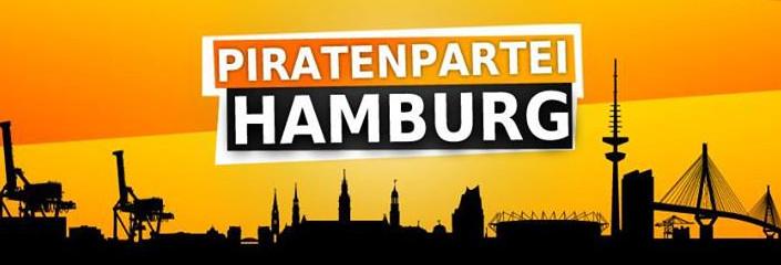 BANNER - AKTION 5 PROZENT PIRATENPARTEI HAMBURG - 705x240