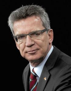 Großer Fan der Vorratsdaten: Innenminister Thomas de Maizière - Foto: Wikimedia / gemeinfrei