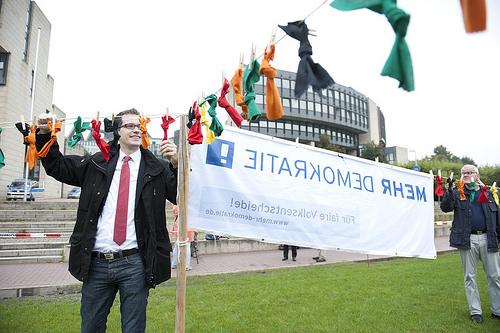 Landtag NRW sorgt für weniger Demokratie