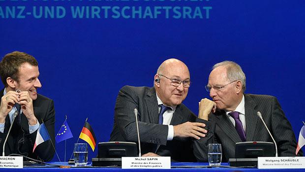 Pressefoto BMFI. Copyright Französisches Finanzministerium