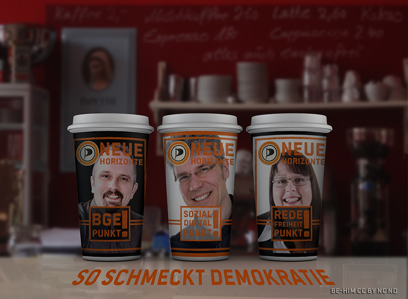 PIRATEN - BPT161 - PRESSEMAPPE -SOCIAL MEDIA - SO SCHMECKT DEMOK