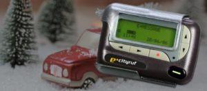 Weihnachts-Geschenk-Tipp für Datenreisende: Digitaler Pager